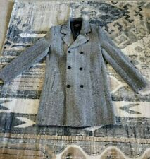 Men's Wool Overcoat