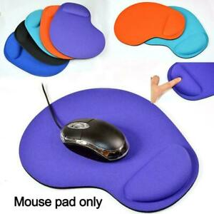Mouse Pad with Wrist Rest Support Comfort For Computer Laptop Mousepads PC