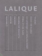 Lalique, Le génie du verre, la magie du cristal, de V. Brumm