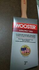 """Wooster 3"""" Ultra Pro Firm Lindbeck Angle Sash Lot of 12 Paintbrushes 4174"""