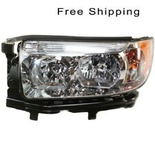 Halogen Head Lamp Assembly Driver Side Fits 2005-2008 Subaru Forester SU2502119