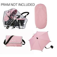 Silver Cross Ultimate Dolls Pram Accessory Pack - Vintage Pink