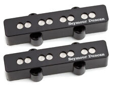 Seymour Duncan SJB-3s Quarter-Pound J-Bass Bridge & Neck Pickup Set, NEW!