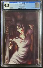 Bunny Masck #1 CGC 9.8 Black Cape Edition Limited to 300 Aftershock 2021