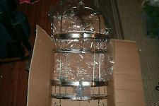 Zenith Products E7546STBB Premium Expandable Shower Caddy for Hand Held Shower o