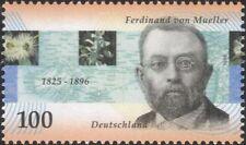 Germany 1996 von Mueller/Botanist/Science/Flowers/Plants/Nature/People 1v n45070