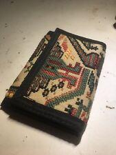 Beautifully Sewn Wallet