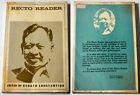 1965 Philippines RECTO READER Book Selected & Edited By Renato Constantino