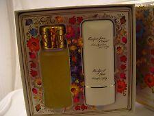 Houbigant Quelques Fleurs L'Original Women Gift Set 3.3oz EDP & 5.1 Lotion - NEW