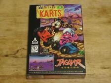 Atari Karts (Atari Jaguar, 1995) Brand New Factory Sealed