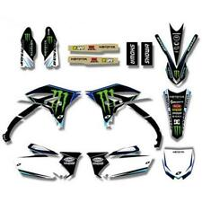 YAMAHA YZ250F YZF250 2010 - 2013 Graphics Decals Sticker Kit