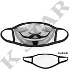 Face Masks Protective Covering Mouth Masks Washable Reusable Breathable Gym UK