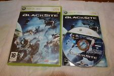 BlackSite: Area 51 - Xbox 360 (Tested Complete PAL)