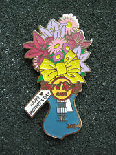 Hard Rock Cafe Pins - ONLINE HOT & RARE 2014 MOTHER'S DAY BOUQUET GUITAR!