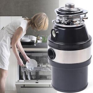 Küchenabfallzerkleinerer Müllschlucker Lebensmittelabfall Müllentsorger Nagelneu