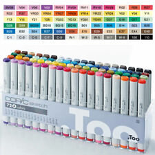 Original COPIC Sketch 72 Color Set A Markers - 72 A SET