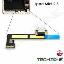 iPad Mini 2 Mini 3 Charging Port Flex Charger Lightning Connector Cable White