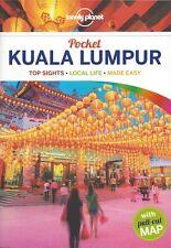 Lonely Planet Pocket Kuala Lumpur (Malaysia) *FREE SHIPPING - NEW*