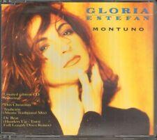 GLORIA ESTEFAN Montuno  CD 4 Tracks Inc This Christmas/Tradicion/Dr Beat-Hustler
