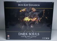 Dark Souls The Board Game: Iron Keep Expansion (Kickstarter Exclusive)SEALED/NEW