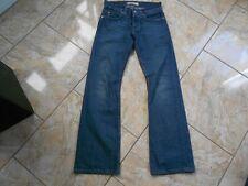 H4664 Levis 512 Bootcut Jeans W28 L32 Dunkelblau  Gut