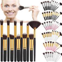 Makeup Brushes 11PCS Eyeshadow Eye Shadow Cosmetic Make Up Brush Kit Set Tools