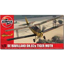 AIRFIX A01025 DH Tiger Moth Military 1:72 Aircraft Model Kit