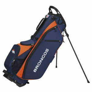 "Wilson NFL Stand Bag (9.5"" 5-way top, 2020) Golf NEW"