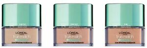 L'Oreal True Match Minerals Skin Improving Foundation- Choose your Shade NEW