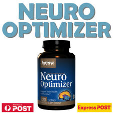 Jarrow Formulas Neuro Optimizer 120 CDP Choline Cognizin Citicoline Alpha BRAIN