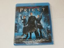 Priest Blu-ray Disc 2011 Westerns Not Rated Paul Bettany Karl Urban Cam Gigandet