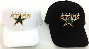 NHL Dallas Stars Reebok Vintage Logo Cap Hat Velcroback Adjustable OSFA NEW!!!