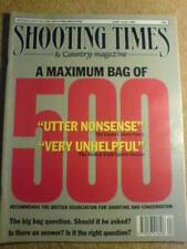 SHOOTING TIMES - BIG BAG QUESTION - 14 June 1990 #4600