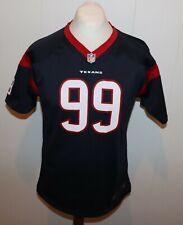 KINDER NIKE Trikot Jersey Gr.XL NFL HOUSTON TEXANS #99 WATT OnField