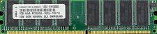 MEMORIA RAM DDR 400 MHZ PC3200 400MHZ 1GB RAM NON ECC 184 PIN 1 GB