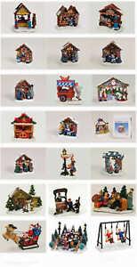 Lichthaus G. Wurm Accessories Winterdorf Market Stall Vacancy Christmas Figures