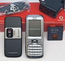 NOKIA 6234 HANDY MOBILE PHONE TRIBAND BLUETOOTH UMTS KAMERA MP3 WIE NEU WIE 6233