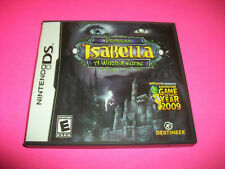 ## COMPLETE/ CIB ## PRINCESS ISABELLA: A WITCH'S CURSE - NINTENDO DS GAME
