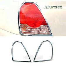 Chrome Rear Tail Light Lamp Molding A783 For HYUNDAI 2003-2006 Elantra/Avante XD