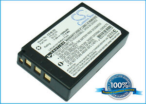 Battery for OLYMPUS PEN E-PL2 BLS-5 PS-BLS5 NEW UK Stock