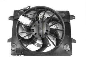 Engine Cooling Fan Assembly Performance Radiator 601680