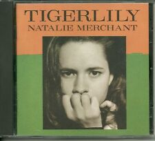Tigerlily by Natalie Merchant (CD, Jun-1995, Elektra (Label))