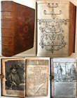 1629 SPEED'S HISTORY OF GREAT BRITAIN Romans Saxons Normans Illustrated Folio