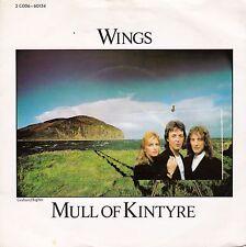 """45 T SP WINGS """"MULL OF KINTYRE"""""""