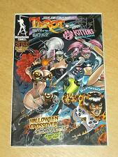 TAROT WITCH OF THE BLACK ROSE #28 BROADSWORD COMICS SIGNED WITH CERT JIM BALENT