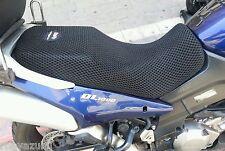 BLACK SEAT COVER SIT & FLY FOR SUZUKI VSTROM 650 1000 KTM ADVENTURE 990 950 640