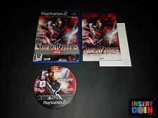 JUEGO  SAMURAI WARRIORS  (PAL ESP) PLAYSTATION 2  PS2