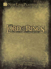 The Lord of the Rings: Special Extended Dvd Edition 12-disc Box Set
