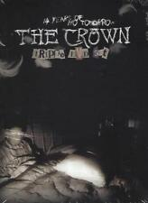DVD:  3-DISC THE CROWN 14 YEARS ON NO TOMORROW.....NEW