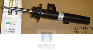 Shock absorber, FRONT LEFT - BMW 1' series (E87) 116 118 120 123 130 MY2003-2013
